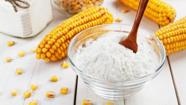 jarabe de maíz casero