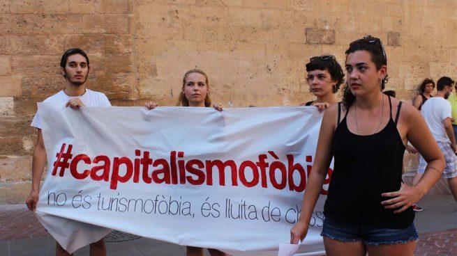 Los radicales de Arran quieren cargarse el turismo en Baleares: exigen reducir el número de cruceros