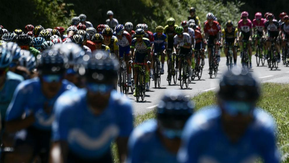 Así queda la clasificación general del Tour de Francia tras la etapa 6.