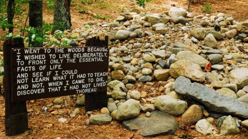 El 12 de julio de 1817 nace Thoreau, autor de 'Walden'   Efemérides 12 de julio