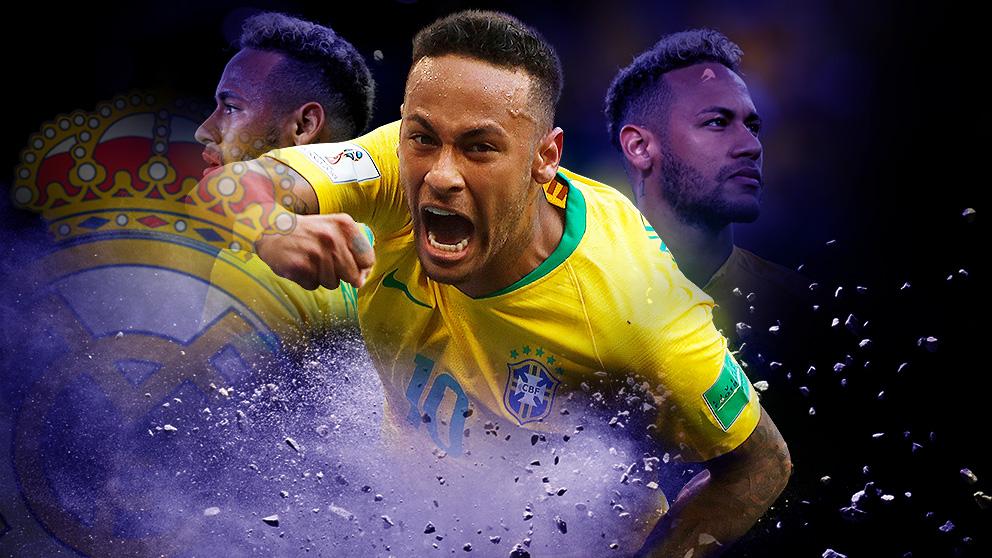 El Real Madrid ha descartado el fichaje de Neymar.