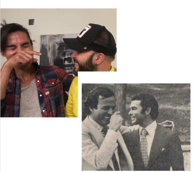 'Ven a cenar conmigo: Gourmet Edition': El emotivo regalo de Kiko Rivera a Julio José Iglesias Jr