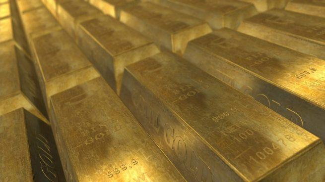 conoce los lingotes de oro