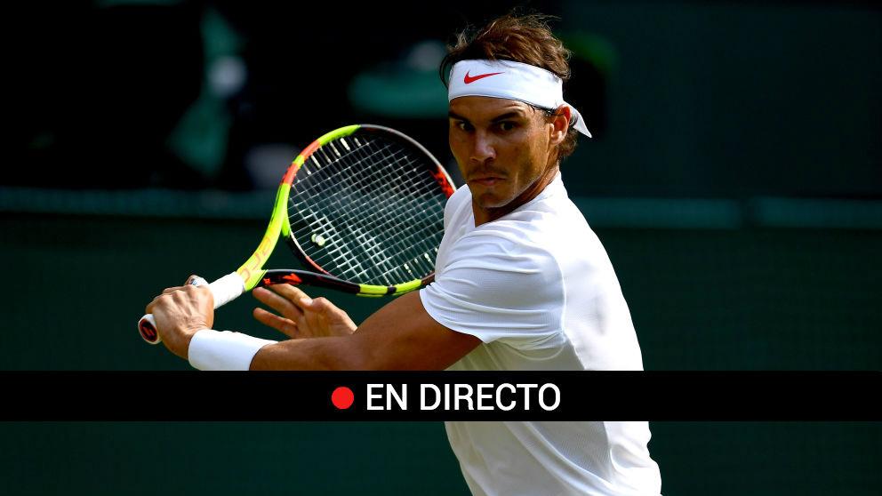 Rafa Nadal – Djokovic, en directo   Torneo de Wimbledon 2018