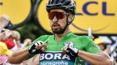 Peter Sagan consiguió su segunda victoria en el Tour. (Getty)