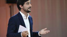 El portavoz económico de Ciudadanos en el Congreso, Toni Roldán (EUROPAPRESS).