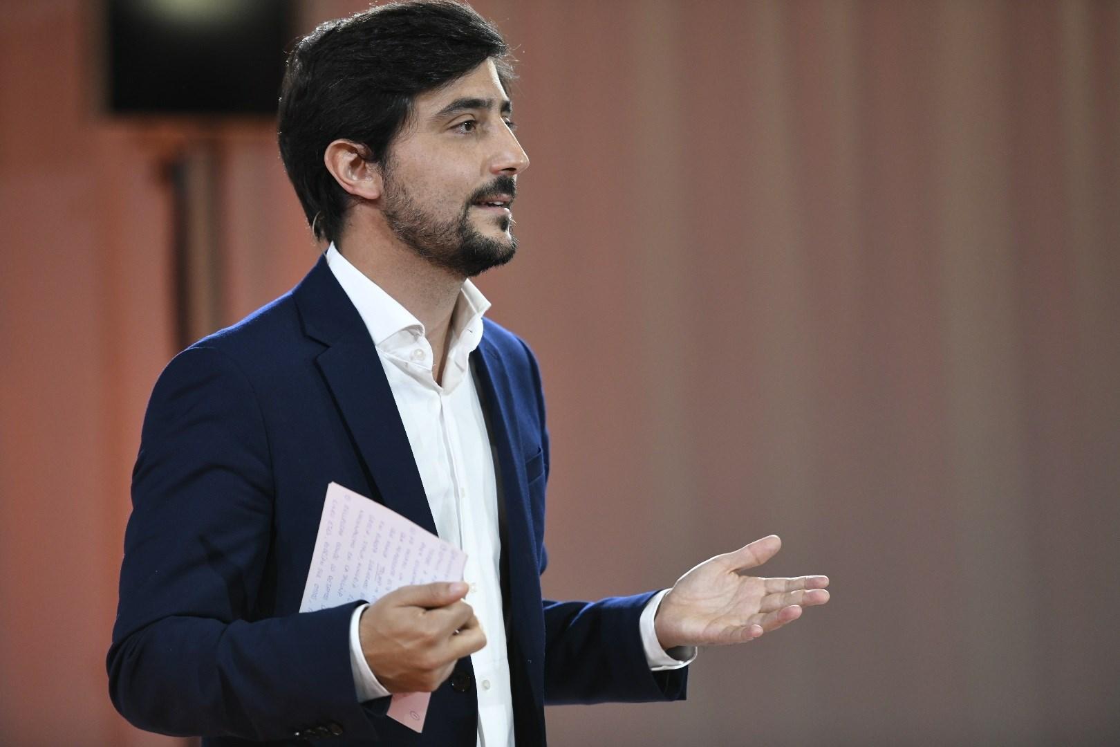 Toni Roldán, ex portavoz económico de Ciudadanos en el Congreso. (Foto: EP)
