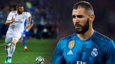 Benzema también podría salir del Real Madrid este verano.