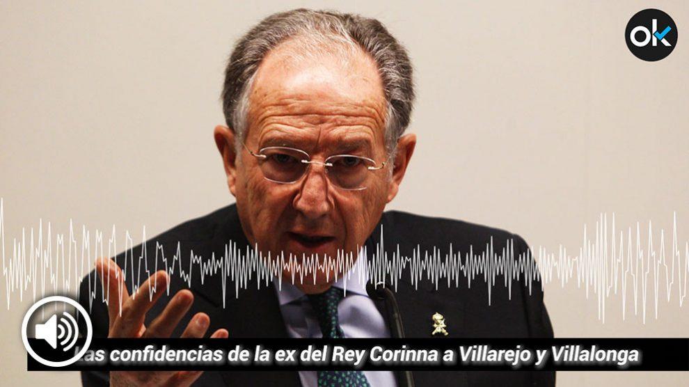 """Corinna: """"Juan Carlos quería mantener a Félix Sanz Roldán porque era el hombre que sabía controlar"""""""