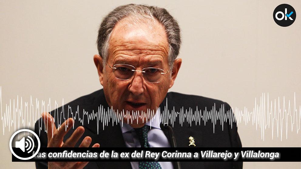 """Corinna: """"Juan Carlos quería mantener a Félix Sanz Roldán porque era el hombre que sabía controlar»"""