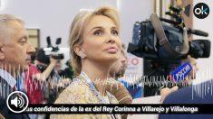 Audios de Corinna sobre el Rey Juan Carlos.
