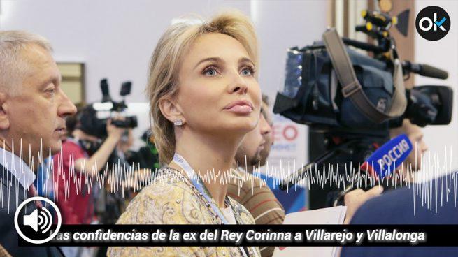 Escucha todos los audios de Corinna sobre el Rey Juan Carlos