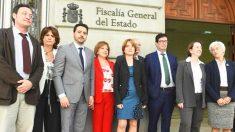 La Ministra de Justicia se manifestaba el pasado 22 de mayo como fiscal para exigir el cambio del sistema de elección del CGPJ que ahora mantiene