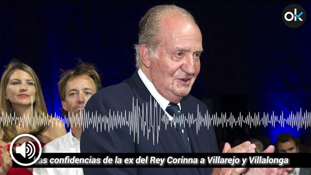 """Corinna confiesa que Juan Carlos """"cobró parte de la comisión del AVE a La Meca"""" que fue de 100 millones"""