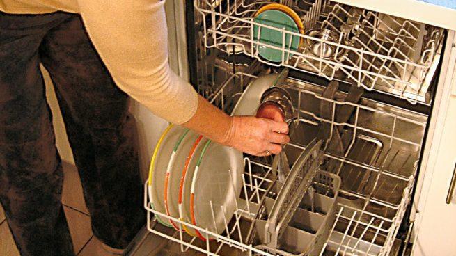 lavavajillas que no seca