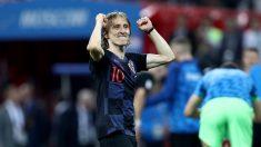 E Rel Madrid recibirá casi cuatro millones de euros de compensación por aportar a 16 jugadores al Mundial 2018 (Getty).