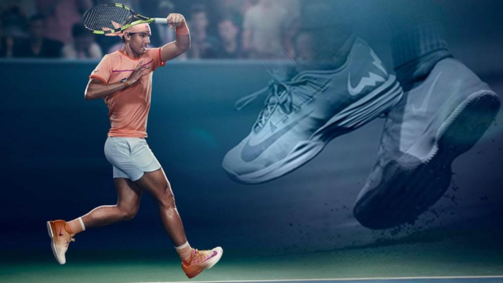 Rafa Nadal lleva toda su carrera vistiendo Nike.