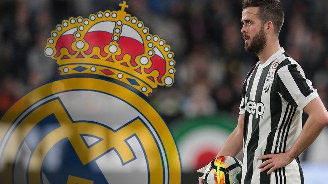 Al Madrid le ofrecen a Pjanic