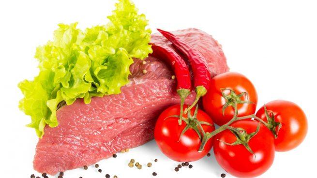 ternera con tomate