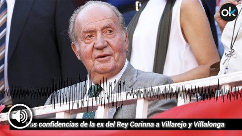 """Corinna: """"El Rey me hizo un préstamo para comprar el apartamento de Suiza a través de Arturo Fasana"""""""
