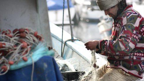 Existen varios tipos de redes de pesca