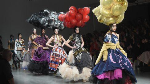 Semana de la Moda de Londres  2018 (Foto. BCF)