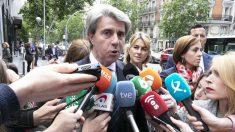 Ángel Garrido, presidente de la Comunidad de Madrid. (Foto: PP)