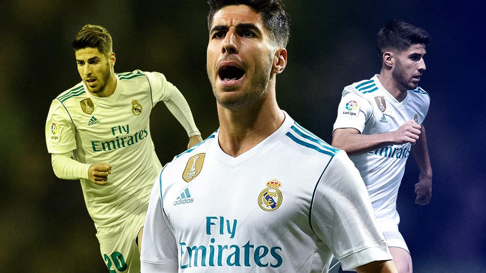Asensio no se marchará del Real Madrid.