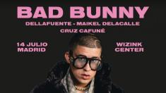 Bad Bunny (Foto: A fuego festival)