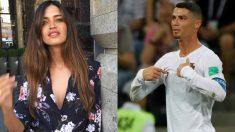 Sara Carbonero y Cristiano Ronaldo.