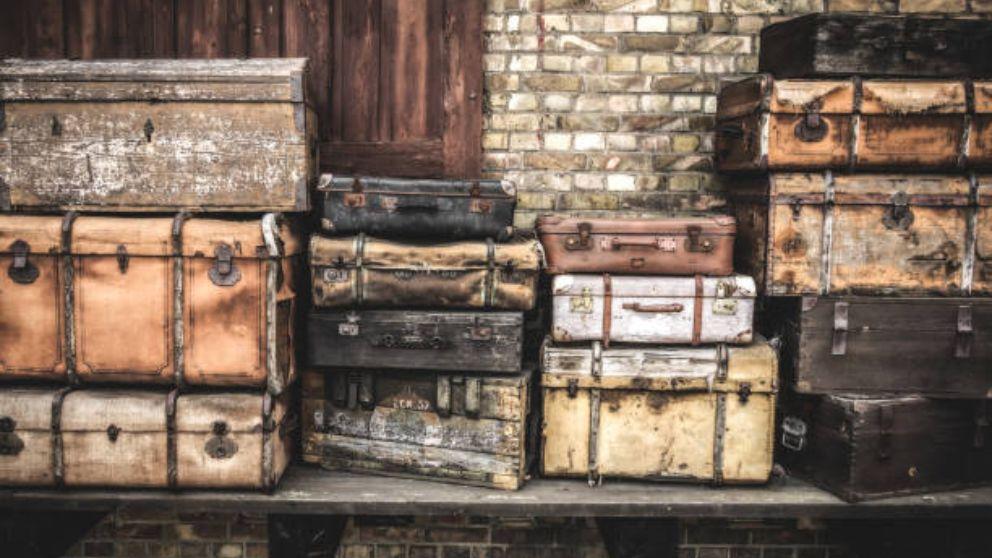 Pasos para restaurar maletas antiguas