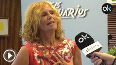Constanza Lucadamo, creadora del proyecto 'Viejenials'