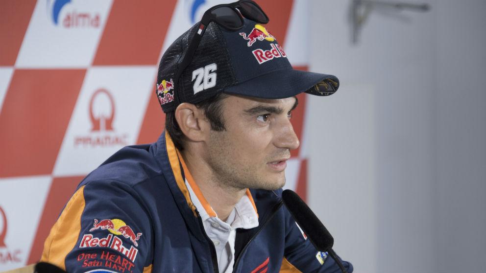 La retirada de Dani Pedrosa se ha dado porque el piloto ha reconocido no sentirse mentalmente fuerte para seguir al más alto nivel del motociclismo. (Getty)