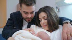 El nombre del hijo de la Rebe no se supo hasta el final de 'El embarazo de la Rebe'