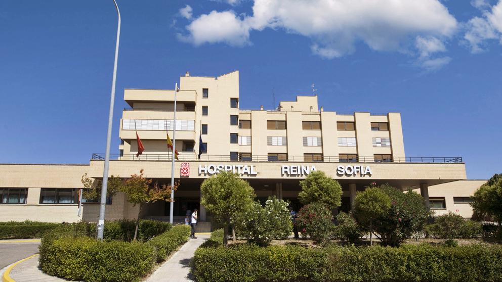 Hospital Reina Sofía de Tudela. (Foto: Navarra.es)