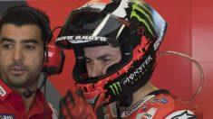 Jorge Lorenzo asegura no perder el sueño por no haber renovado con Ducati a pesar de que ahora se está mostrando como uno de los pilotos más competitivos de la marca italiana. (Getty)