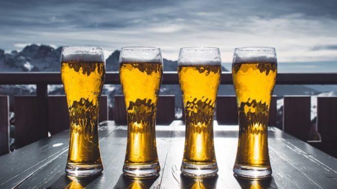 levadura de cerveza casera