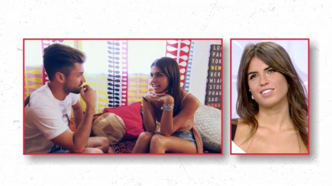 Sofía y Alejandro Albalá se reconcilian en 'Mujeres y hombres y viceversa (MYHYV)'