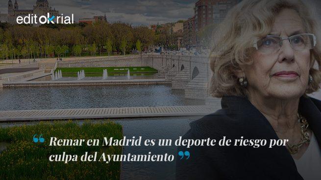 ¿Y qué han hecho ahora los pobres remeros a Podemos?