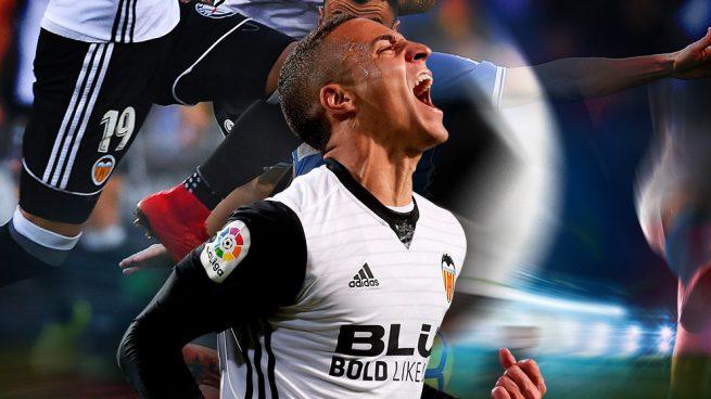 La cláusula de Rodrigo es de 120 millones pero el Valencia puede negociar y soltarlo por 50