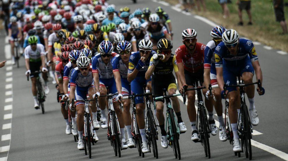 Así queda la clasificación general del Tour de Francia tras la etapa 13. (AFP)