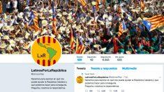 'Latinos por la República' en Twitter