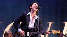 Alex Turner, líder de Arctic Monkeys. (Foto: EFE)
