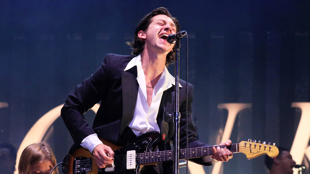 Alex Turner, líder de Arctic Monkeys. (Foto: EFE)