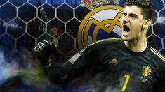 Courtois está a punto de convertirse en jugador del Real Madrid.