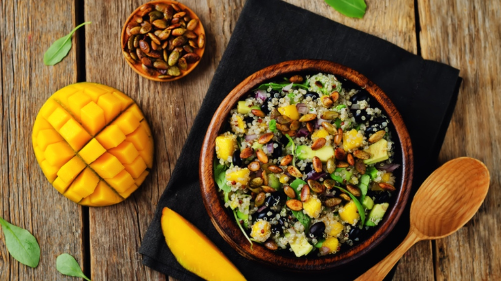 Menú semanal saludable: Semana del 24 al 30 de diciembre de 2018