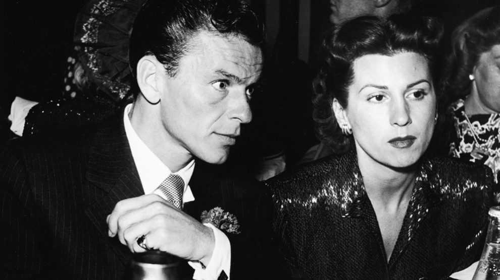 Frank y Nancy Sinatra en 1946. (Foto: Getty)