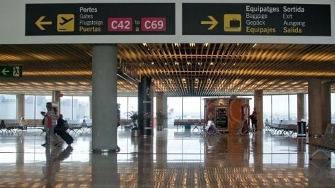 Aeropuerto de Palma de Mallorca (Foto: iStock)