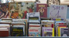 Venta de libros (Foto: iStock)