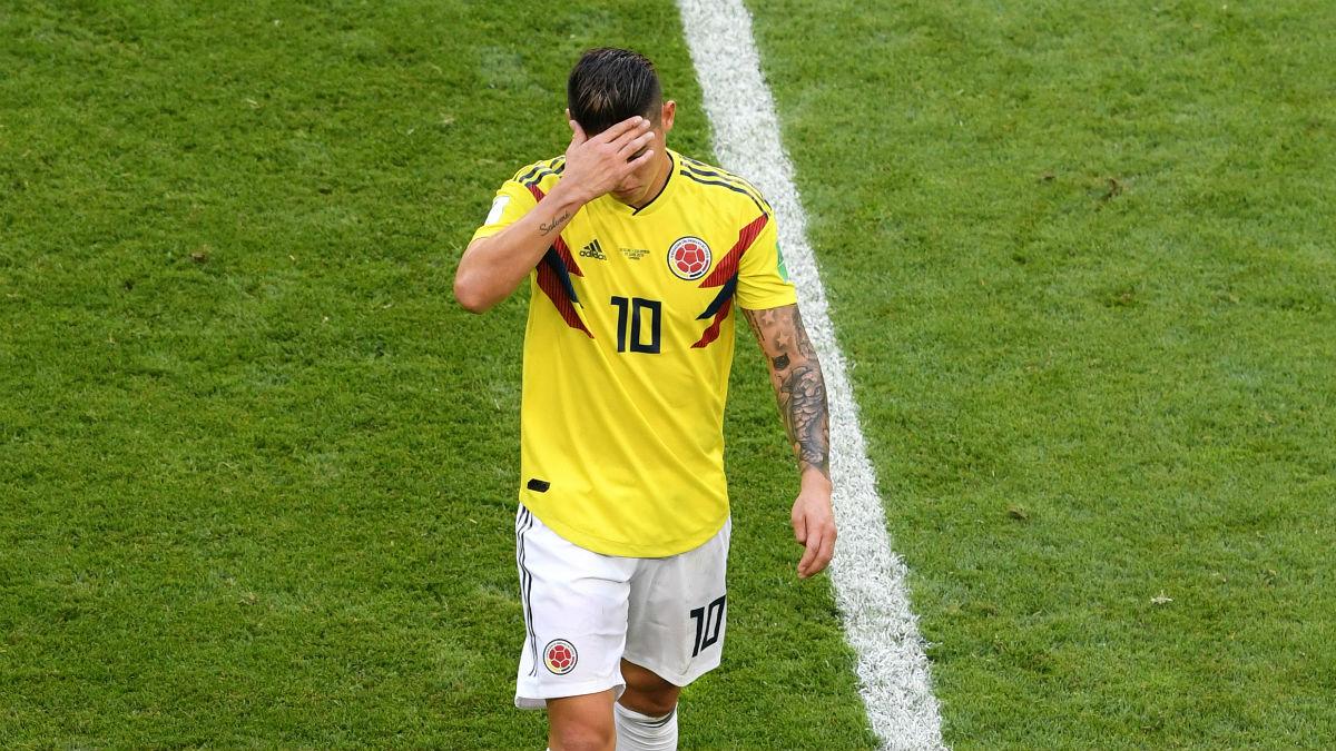 James Rodríguez depende del Bayern para volver al Real Madrid (Getty).